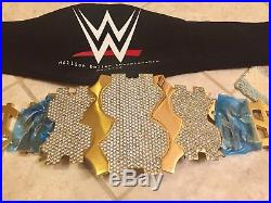 WWE WWF Million Dollar Championship Adult Replica Belt Ted Dibiase