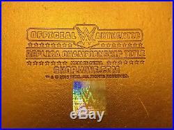 WWE WWF Million Dollar Championship Belt Metal Replica Adult Size