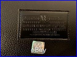 WWE WWF UNDERTAKER Autographed Signed Auto Winged Eagle Championship Belt