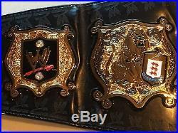Wwe Wwf Undisputed Championship Belt (adult Replica)