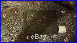 WWE WWF United States Adult size replica Championship Belt