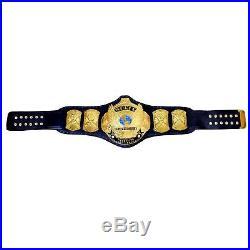 WWE WWF Winged Eagle Classic Gold Championship Replica Belt Adult Title Belt