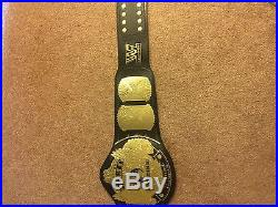 WWE WWF Winged Eagle Replica Championship Belt