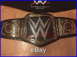 WWE WWF World Heavyweight Championship Commemorative Adult Size Belt