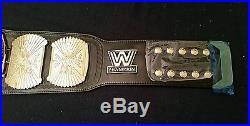WWE/WWF winged eagle championship belt