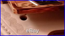 WWE White Intercontinental Championship Commemorative Title Belt
