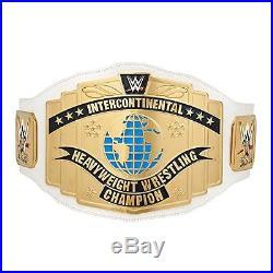 WWE White Intercontinental Championship Commemorative Title Belt 2014