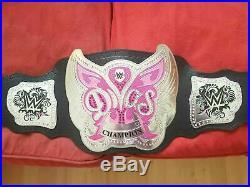 WWE Women Divas Championship Replica Belt Adult Size Brass Metal