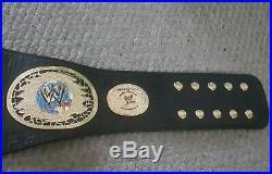 WWE Women's Championship adult replica Title belt Mickie Chyna Lita Victoria F/S