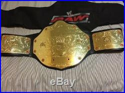 WWE World Championship Belt Replica