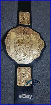 WWE World Heavyweight Big Gold Championship Replica Belt Adult Size WCW Champion