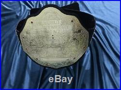 WWE World Heavyweight Championship Adult Replica Belt