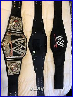 WWE World Heavyweight Championship Adult Replica Collectible Title Belt