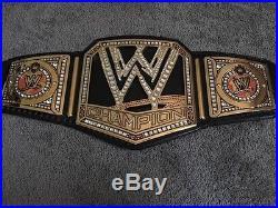 WWE World Heavyweight Championship Adult Size Replica Belts