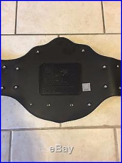 WWE World Heavyweight Championship Belt Adult Size