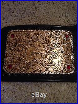 WWE World Heavyweight Championship Belt Real Belt Replica