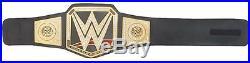 WWE World Heavyweight Championship Belt Replica OFFICIAL SMACKDOWN JINDER MAHAL