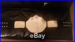 WWE World Heavyweight Championship Belt, WWE, WWE World Heavyweight Championship