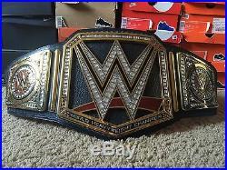 WWE World Heavyweight Championship Belt WWF WCW