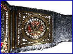 WWE World Heavyweight Championship Collectible Title Belt Adult Size Replica