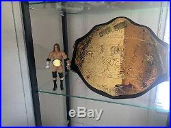 WWE World Heavyweight Championship Commemorative Replica Belt Triple H Elite
