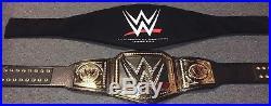WWE World Heavyweight Championship Commemorative Title Belt (2014)