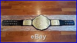 WWE World Heavyweight Championship Commemorative Title Belt (AUTHENTIC REPLICA)