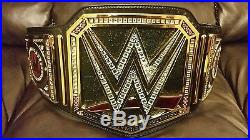 WWE World Heavyweight Championship Commemorative Title Belt, Adult size