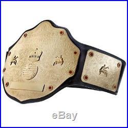 WWE World Heavyweight Championship Commemorative Title Belt Brand New with Case