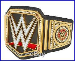 WWE World Heavyweight Championship Replica Belt Commemorative Official ADULT NEW