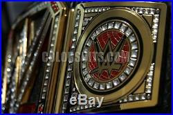 WWE World Heavyweight Championship Replica Belt New Logo Commemorative Edition