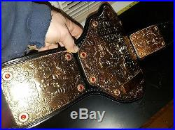 WWE World Heavyweight Championship Replica Belt Title Adult Figures Toy Co look@