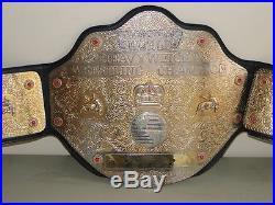WWE World Heavyweight Championship Replica Belt Title Adult WCW Wrestling WWF
