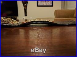 WWE World Heavyweight Championship Replica Title Belt