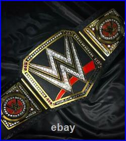 WWE World Heavyweight Championship Replica Title Belt Adult Size