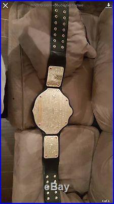 WWE World Heavyweight Championship Replica Title Belt Commemorative With DDP Nam
