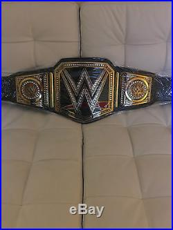 WWE World Heavyweight Championship Replica Title Belt FREE SHIPPING