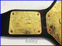 WWE World Heavyweight Championship Replica Title Belt, Synthetic Leather