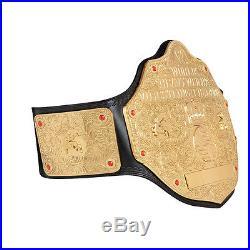 WWE World Heavyweight Championship Replica Title Leather Belt