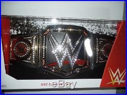 WWE World Heavyweight Championship Title Belt Adult Commemorative Brand New