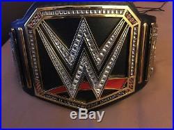 WWE World Heavyweight Championship Title Belt Adult Full Size NEW REPLICA