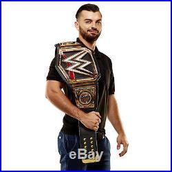 WWE World Heavyweight Championship Title Belt Adult Full Size Official Replica
