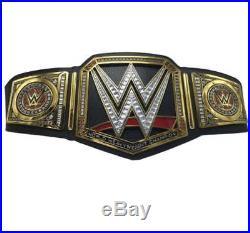 WWE World Heavyweight Championship Title Belt Adult Full Size Prop Replica NIB