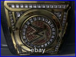WWE World Heavyweight Championship Title Belt Adult Full Size Replica