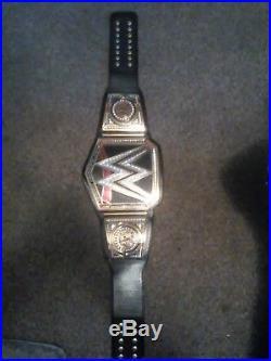 WWE World Heavyweight Championship Title Belt Adult Full Size Replica NEW