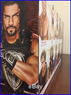 WWE World Heavyweight Championship Title Belt Adult Full Size Replica NEW JAKKS