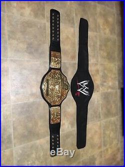 WWE World Heavyweight Championship Title Belt Adult Replica
