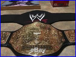 WWE World Heavyweight Championship Title Belt Adult Replica