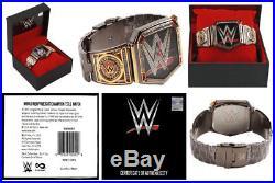 WWE World Heavyweight Championship Title Belt Watch