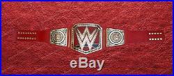 WWE World Heavyweight Championship Universal Leather Belt